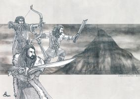 Heirs of Durin by thecapturedspy