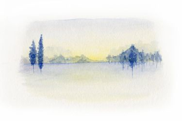 Watercolour 10 by Itherin