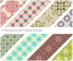 patterns: pattern fever by 77words