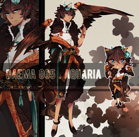 [AUCTION!] DAEMA #005 (closed, thank you!!) by mintcrunch