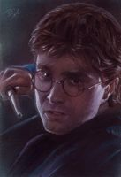 Harry Potter Sketch Card 2 by Ethrendil