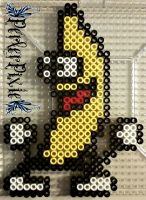 It's Peanut Butter Jelly Time! by PerlerPixie