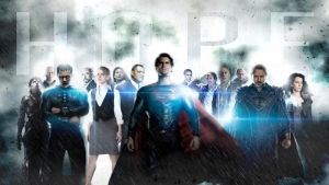 Man of Steel Tribute by Imperium-Hero