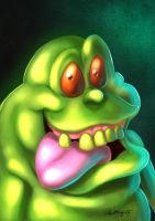 Slimer by roemesquita
