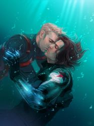 Captain America Civil War - Save Me by maXKennedy