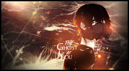 The ghost of you. by rafaeljv