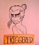 Triggered Hanzo by Riyana2