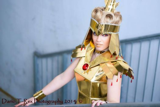 Sailor Galaxia by Ivycosplay