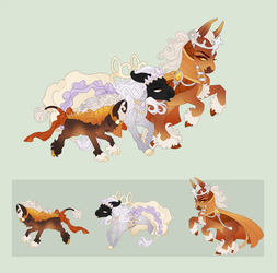 COUPLE ADOPTS | Royals by queerly