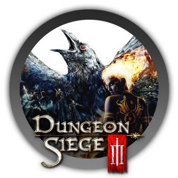 Dungeon Siege III (3) - Icon 2 by Blagoicons