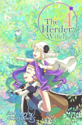 Herder Witch Chapter 4 is now on Tapas n LINE by skimlines
