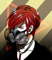 AT: Gasmask by chisacha