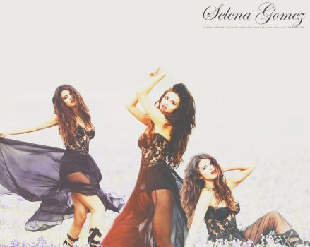 Selena Gomez wallpaper Come and Get it by FlorchuuGomezBieber