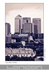 London Collection: Canary Wharf - Docklands by holgermuch