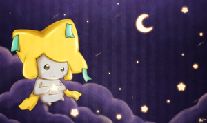 Jirachi by Katantoon