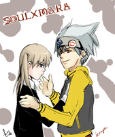 maka + soul by quewhat