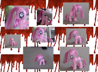 Pinkamena Diane Pie by Custom-ponies