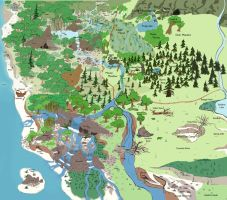 Endless Storm Map - Now including WindClan! by Simatra