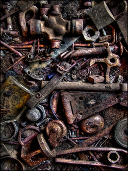 The Junk Drawer by wb-skinner