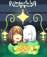 Undertale 2 year anniversary! by Cvanov