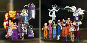 DBS: The Tournament of Power Begins by PrimusOmega96