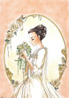 C: Wedding Portrait by MTToto