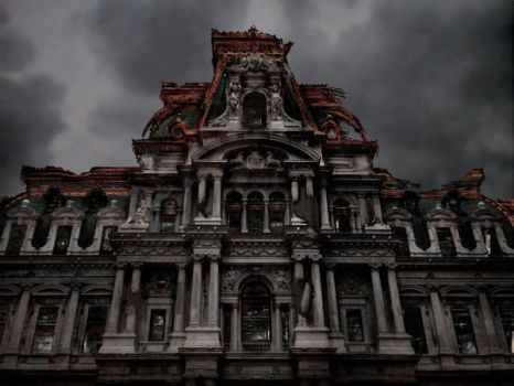 Philadelphia's City Hall. by richiebeck