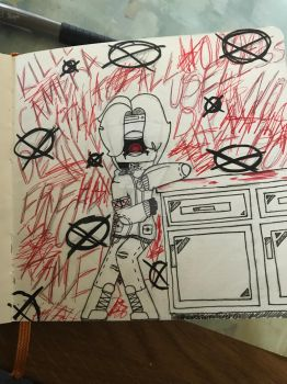 CreepyPasta! Cory [New Version] by PeaceDerpyLover01