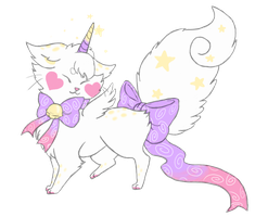 [ Secret Soosh ] Fae for witchpaws by Sarenidy