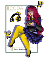 CODA: Holly by Lolalilacs