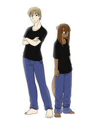 Felixs Height Comparison by Tangent-Valley