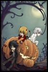 Death Note Halloween by yuumei
