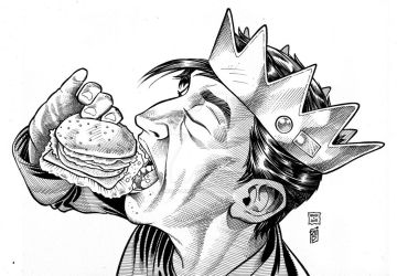 Jughead Inks by Jason-Lenox