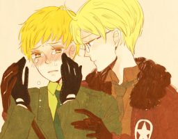 hetalia: don't cry by MissIfa