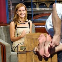 Emma Watson tickle fake 3 by the70sguy