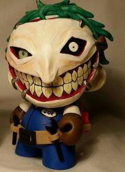 Joes garage joker by huedaws