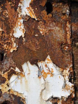 Texture: Painty Rust Part II by ChimeraDragonfang