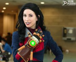 Asami Sato Cosplay at AX: The Legend of Korra by RedVelvetCosplay