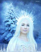 Ice Princess 2 by BBstar7