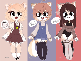 Cute adopts- OPEN by Kochll