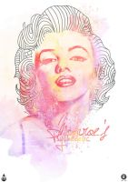 Monroe's Psychedelic by Maurael