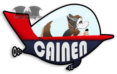 VF2018 Badge - Cainen by Temrin