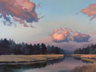 truckee in twilight by David-McCamant