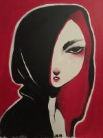 j'aime le rouge by Lilixee