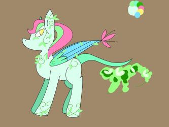 Free Adoptable (CLOSED) by chewtoi