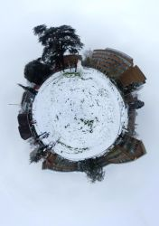 Snowy University World by StoicLewy