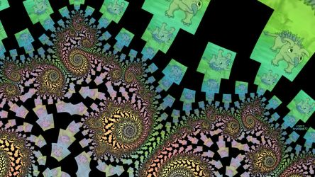 Yee! fractal by bryceguy72