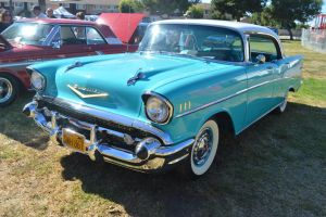 1957 Chevrolet Bel-Air Sedan IV by Brooklyn47