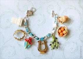 Bracelet Greece by allim-lip