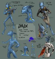 -OLD- Anak Ref Sheet by Techta